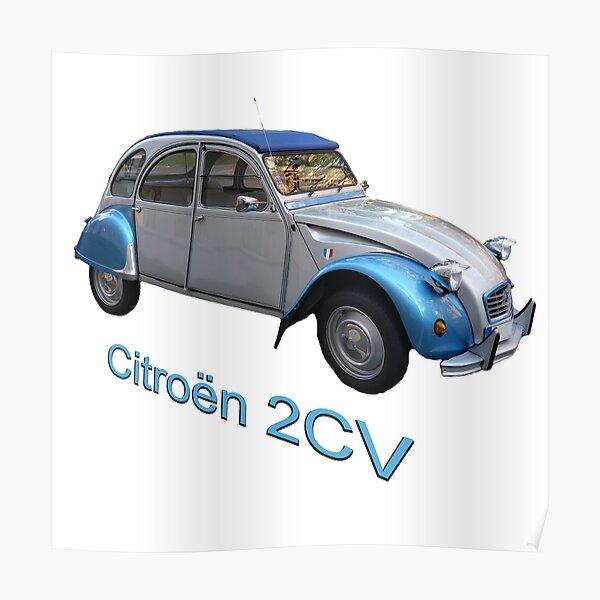 Citroën 2CV Poster