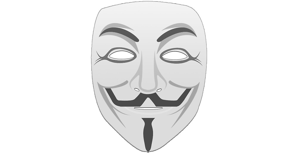 Anonymous Mask by DesignGuys