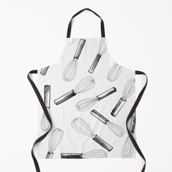 The French Whisk, Pastry Chef, Bakery Love Apron