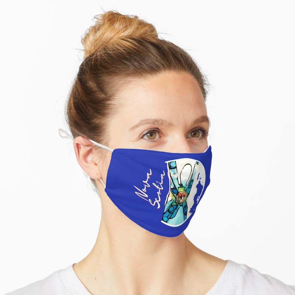 Nova Scotia Home Away from Home Mask