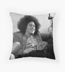 Not Jimi Throw Pillow