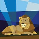 Lion by nuuk