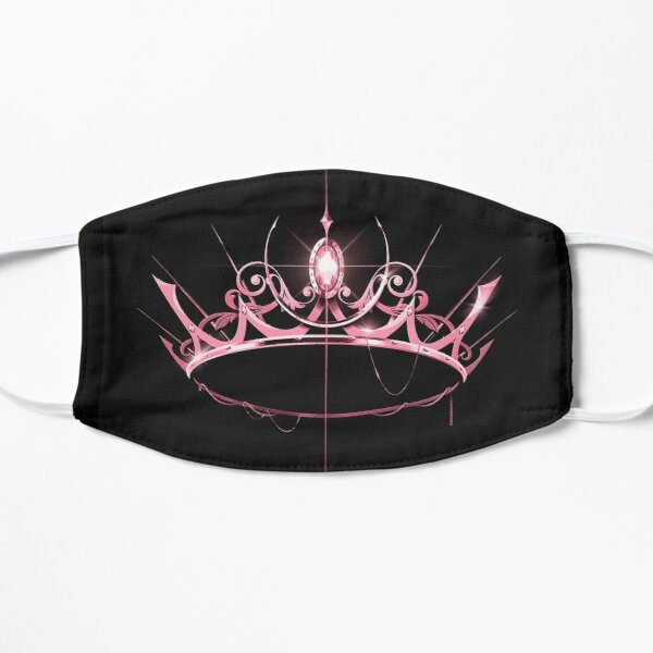 Blackpink Crown Black - Blackpink Mask