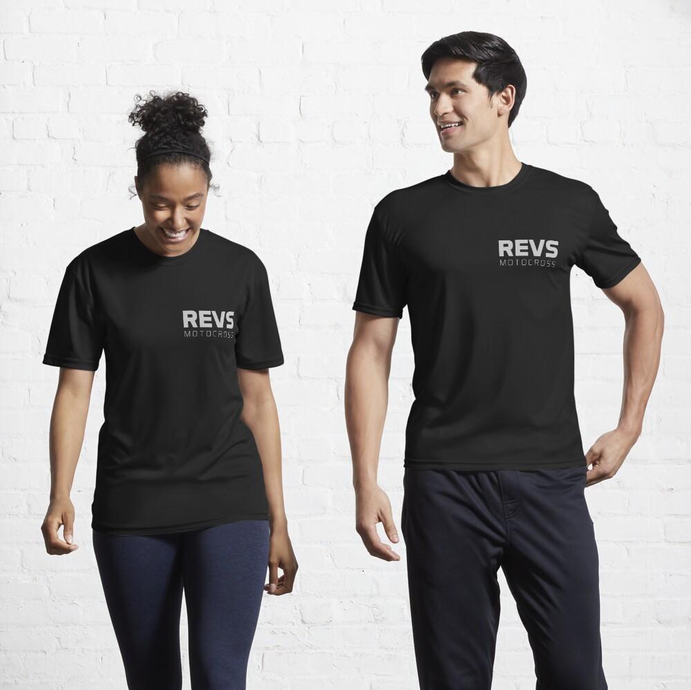 Revs motocross Active T-Shirt