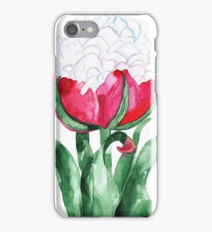 Ice Cream Tulip iPhone Case/Skin