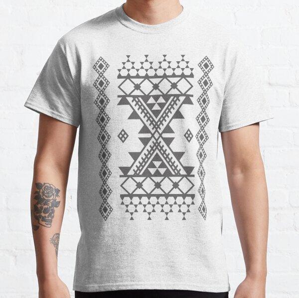 Motif  tapis Kabyle  T-shirt classique