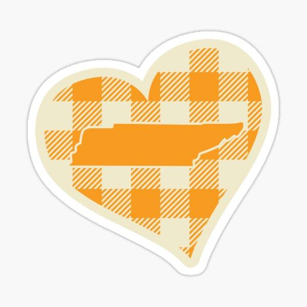 Plaids • Tennessee Gingham Sticker