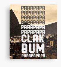 Rio de Janeiro - Brazil Metal Print
