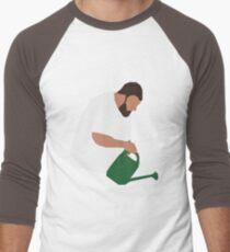 DJ Khaled Gardening Men's Baseball ¾ T-Shirt