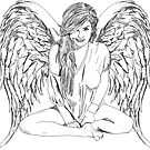 Angel by StonerMunkee
