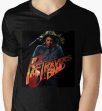 pat travers band Men's V-Neck T-Shirt