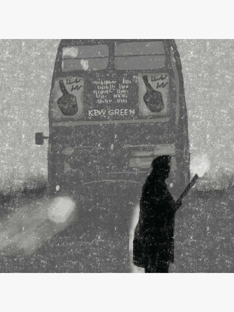The Bus Inspector by hoxtonboy