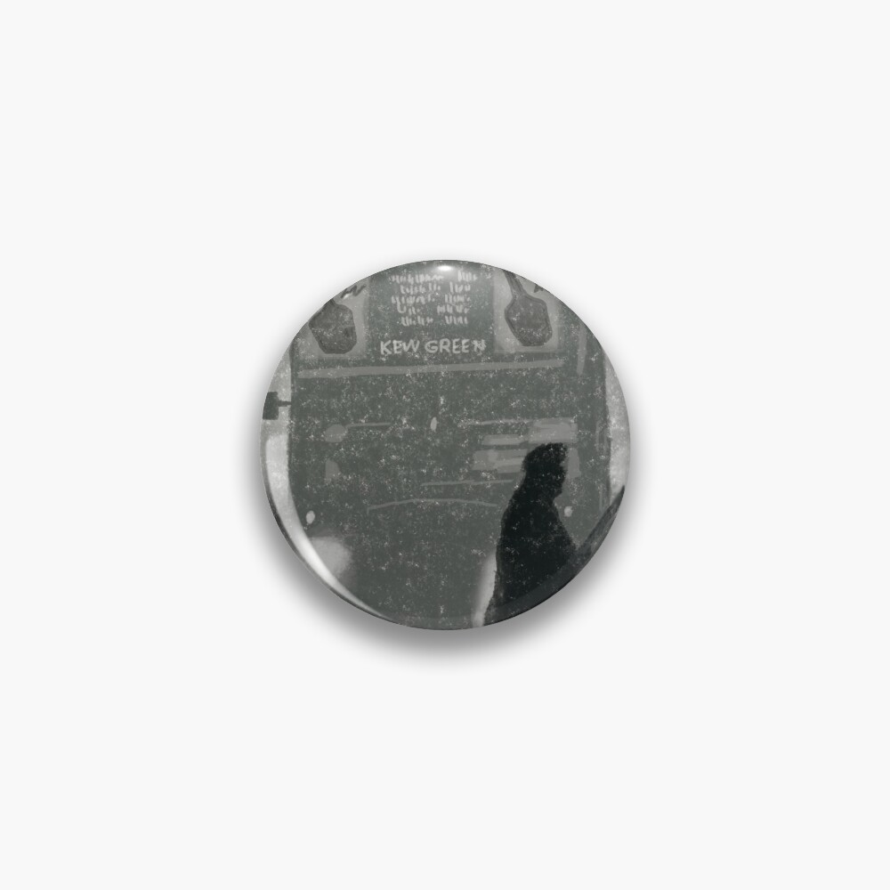 The Bus Inspector Pin