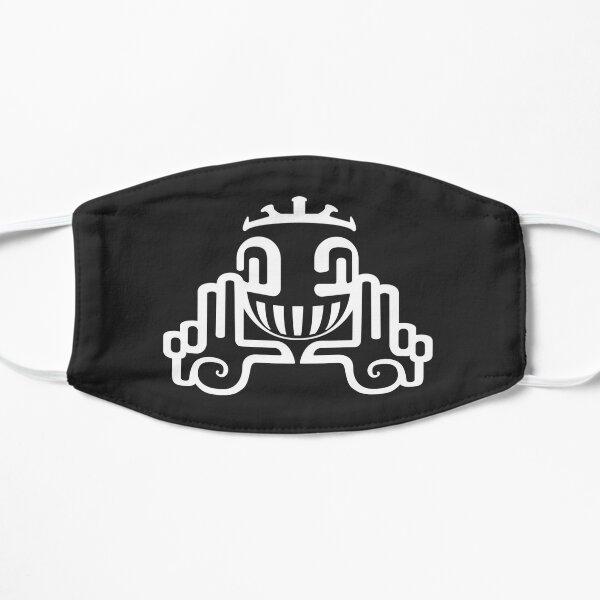 Logo de la tribu en spirale Masque sans plis