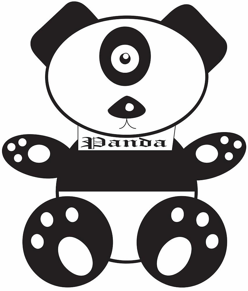 Panda by DBarker1708