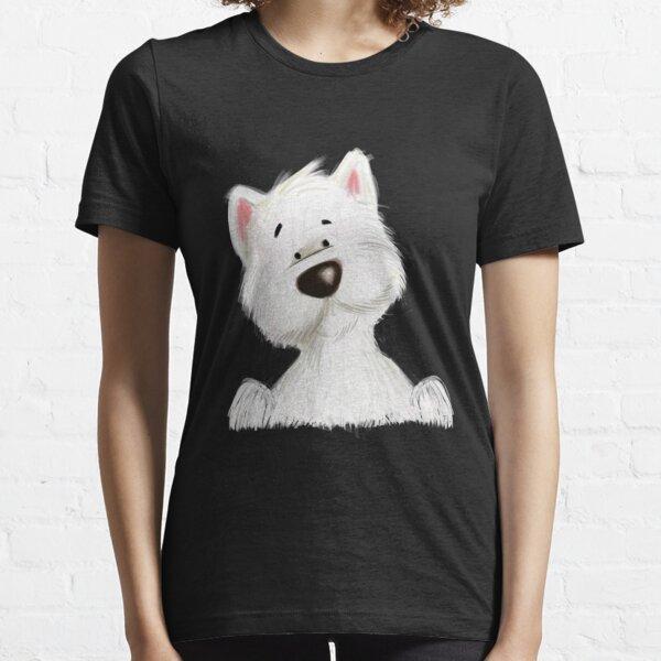 Sweet beautiful westie Essential T-Shirt