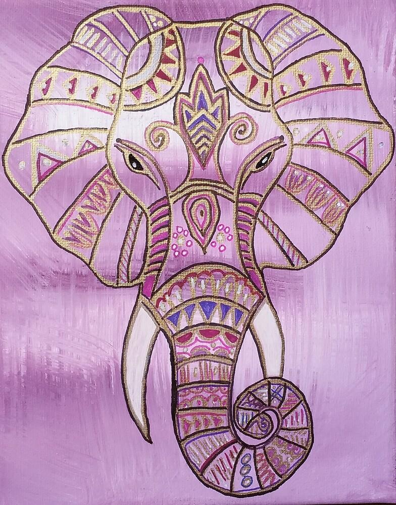 Elephant by lhuska