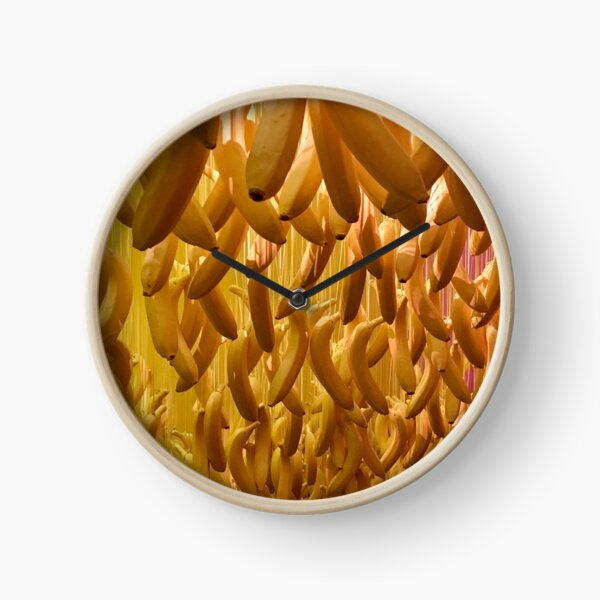 This is just bananas Clock