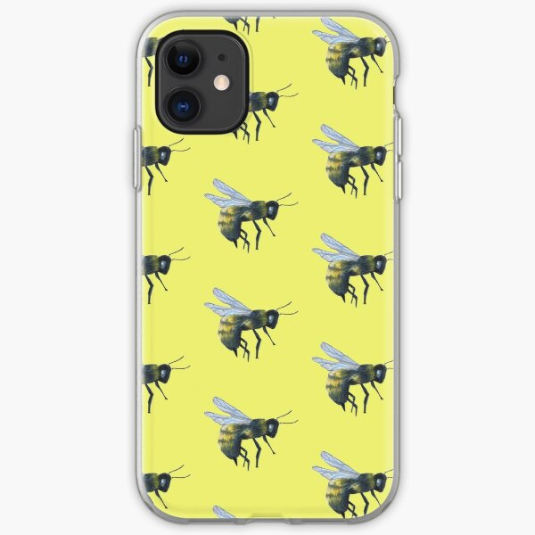 Bee iPhone Soft Case