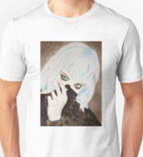 Alice Glass Watercolour Unisex T-Shirt
