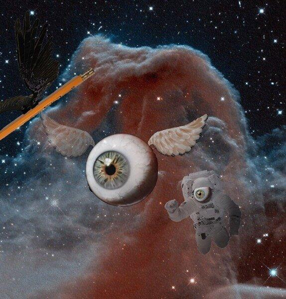 Spaceball  by Hassan El-Amin