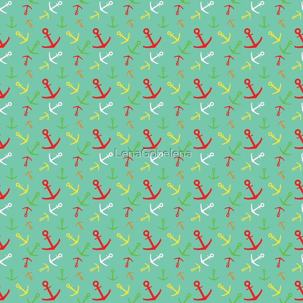 Anchors by LenaGobelena
