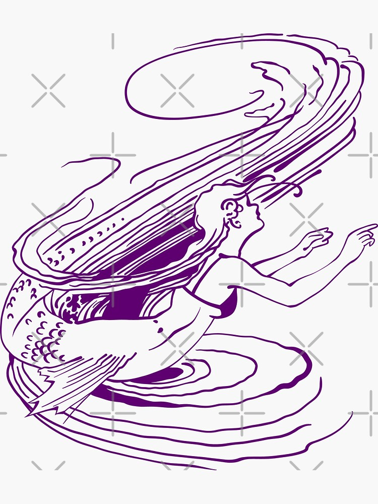 Mermaiden Whirlpool by dustincarlton