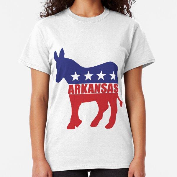 Toad Suck Arkansas AR T-Shirt Souvenir MAP