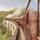 Full steam ahead by peaky40