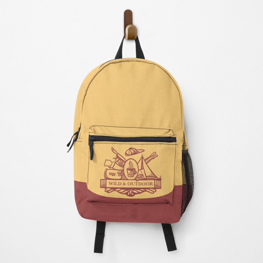 Wild and Outdoor Backpack