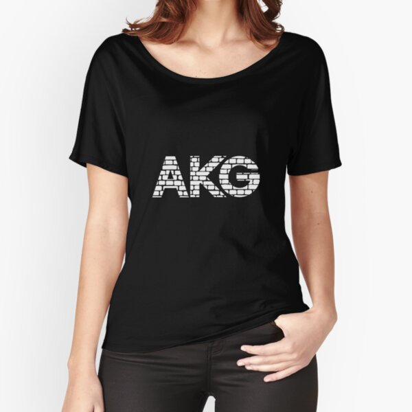 Akg by harman brick style  Relaxed Fit T-Shirt