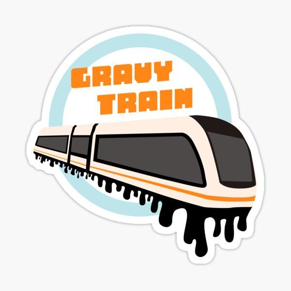 Yung Gravy Train Sticker