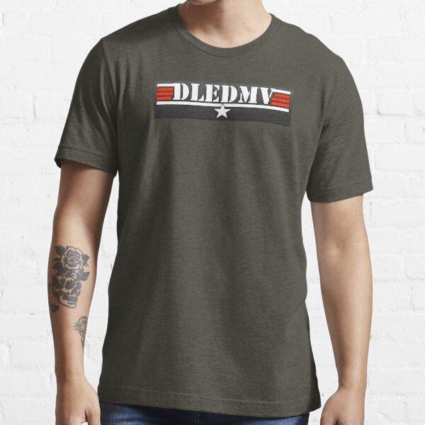 Top DLEDMV T-shirt essentiel