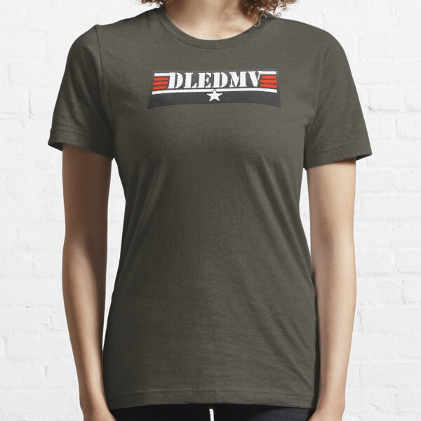 Top DLEDMV T-shirt essentiel