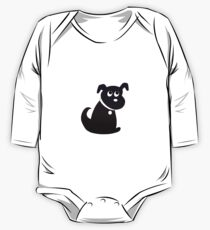Tame your Black Dog One Piece - Long Sleeve