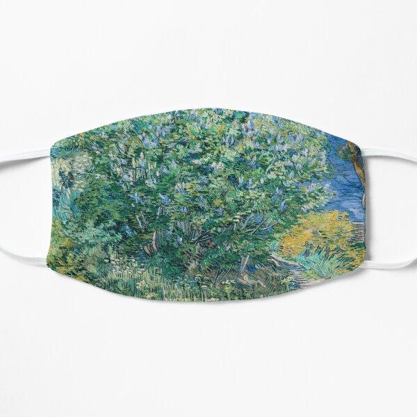 Lilacs Flat Mask
