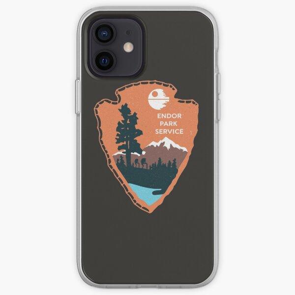 Planetary Park Badge iPhone Soft Case