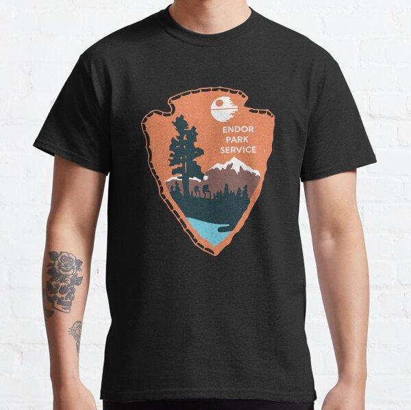 Planetary Park Badge Classic T-Shirt
