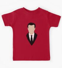 3 Jim Moriarty Kids Tee