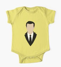 3 Jim Moriarty One Piece - Short Sleeve