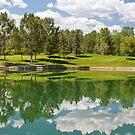 Colorado Reflections by Ellen McKnight