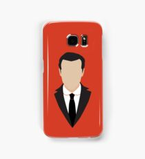 3 Jim Moriarty Samsung Galaxy Case/Skin