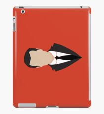 3 Jim Moriarty iPad Case/Skin
