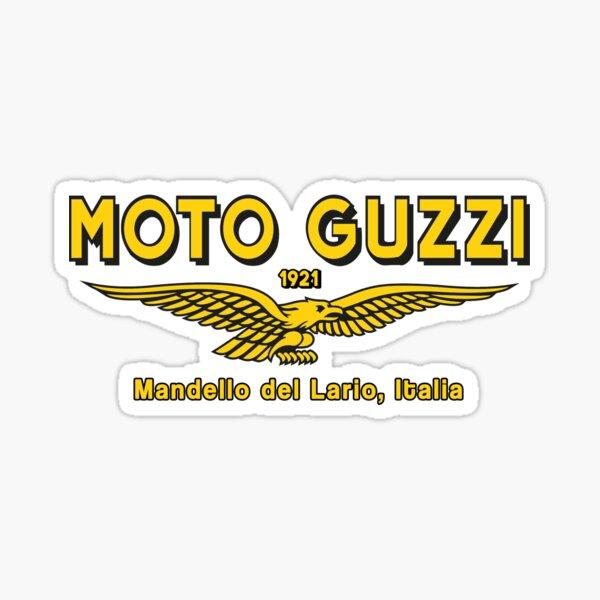 Moto Guzzi. Mandello del Lario. 1921 Pegatina