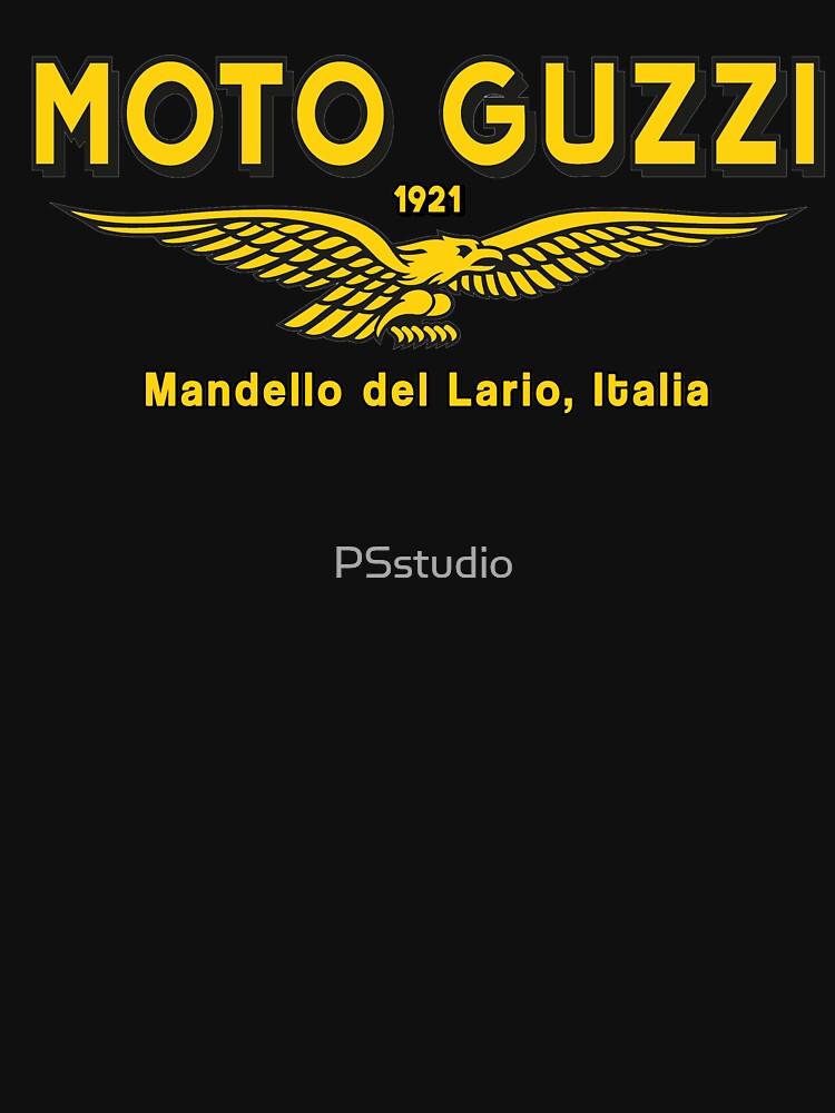 Moto Guzzi. Mandello del Lario. 1921 by PSstudio