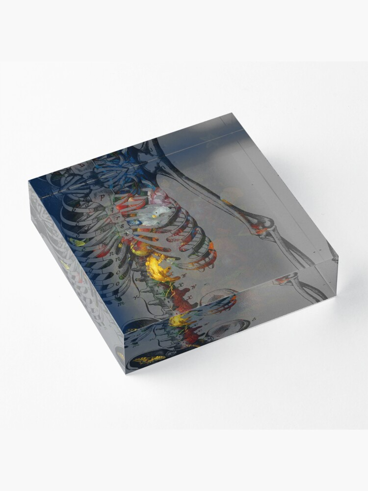 Alternate view of Catafalque, Book Cover Acrylic Block