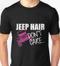 4acc4063 Jeep Hair Don't Care Shirt Slim Fit T-Shirt