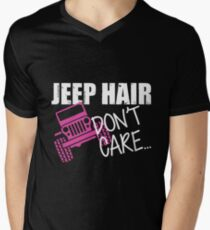 Jeep Hair Don't Care Shirt T-Shirt