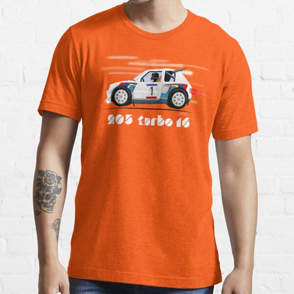 205 TURBO 16 T-shirt essentiel