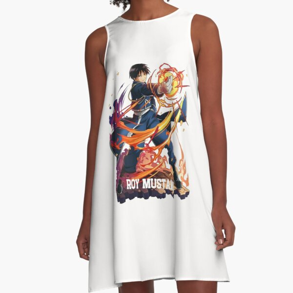 Roy Mustang A-Line Dress
